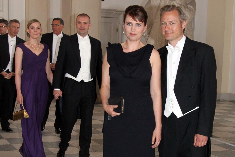 Beskæftigelsesminister Mette Frederiksen skal skilles fra sin mand gennem 11 år, Erik Harr.