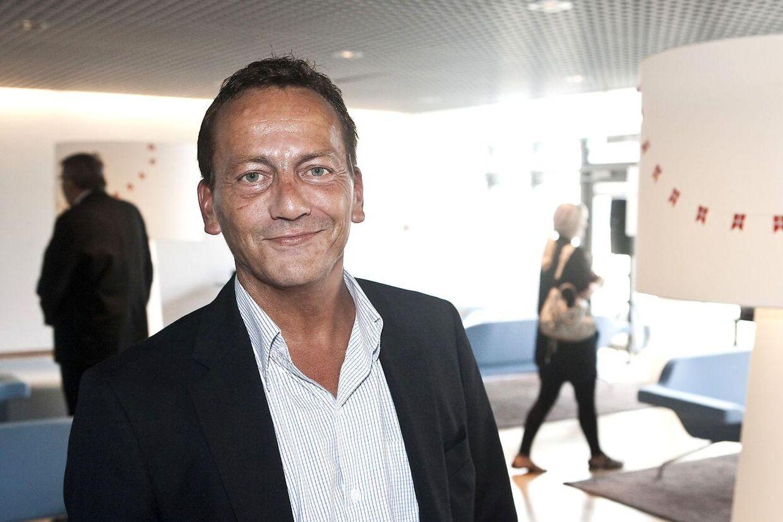 Anders Frandsen, der vandt Dansk Melodi Grand Prix 1991 med sangen 'Lige der hvor hjertet slår', døde ikke en naturlig død (arkivfoto).