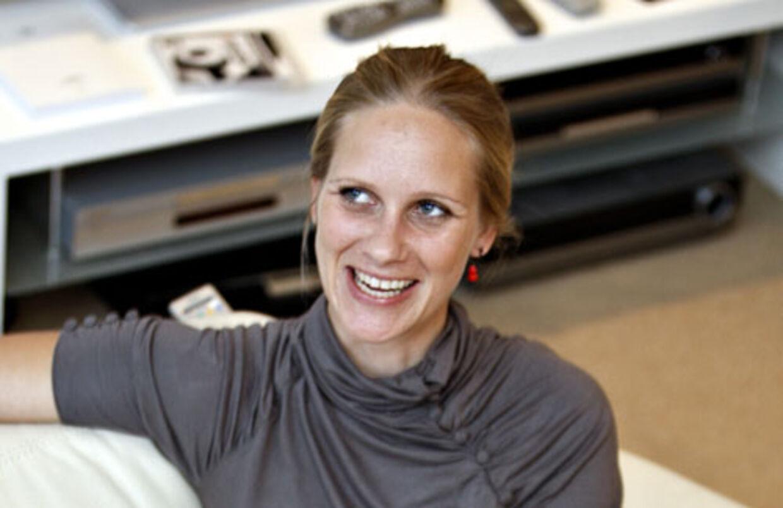- 'Jeg har det fint med, at blive husket fra X Factor, for jeg har kun haft positive oplevelser med det,' siger Heidi Herløw.