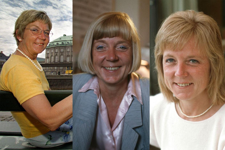 Radikale Venstre bekræfter, at den 69-årige gruppeformand Marianne Jelved (R) udnævnes til kulturminister. Det sker, efter at Uffe Elbæk (R) har trukket sig. Se alle billederne af Marianne Jelved gennem hendes politiske karriere.