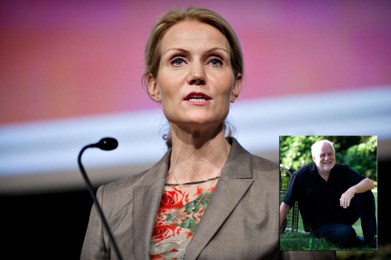 Den muligt kommende socialdemokratiske statsminister, Helle Thorning-Schmidt, bebrejdede den siddende regering for Danmarks store underskud på betalingsbalancen – tilsyneladende uden at ane, at vi faktisk har et pænt overskud. En pinlig afsløring af uvidenhed, mente flere tilhørere.
