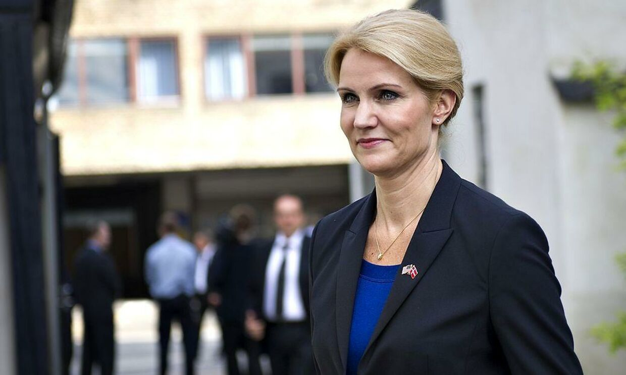 Helle Thorning.