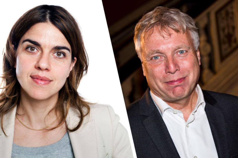 Kulturminister Uffe Elbæk har fået en skamplet, efter anklagerne om nepotisme, siger BTs politiske kommentator, Lotte Hansen.
