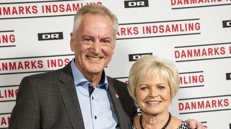 Danmarks Indsamling 2016. Keld og Hilda Heick