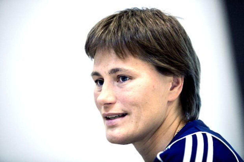 Anja Andersen håber at kunne slippe af med sin pacemaker.