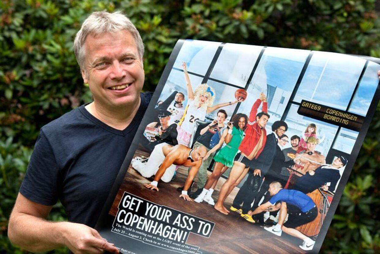 Uffe Elbæk blev også kritiseret, da han stod for World Outgames.