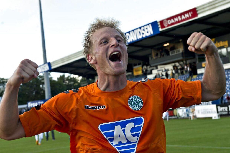 Thomas Dalgaard fik vist sig frem med 18 scoringer i den forgangne sæson, men endnu har der ikke været nogen bud på Superliga-topscoreren.