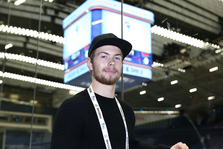 Oliver Bjorkstrand er klar til VM-debut mod USA.