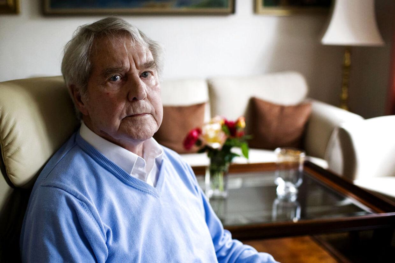 Skuespiller Holger Juul Hansen begraves mandag kl. 10.00