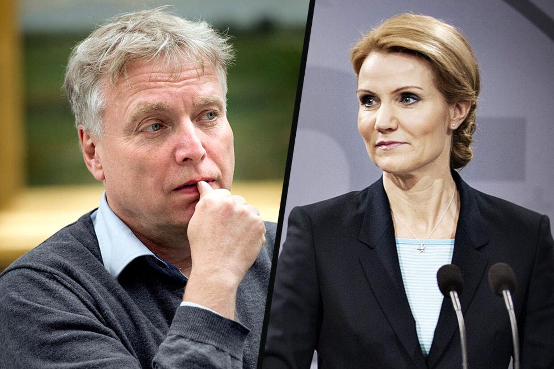 Statsminister Helle Thorning-Schmidt bakker fuldt op om kulturminister Uffe Elbæk trods anklager om nepotisme.