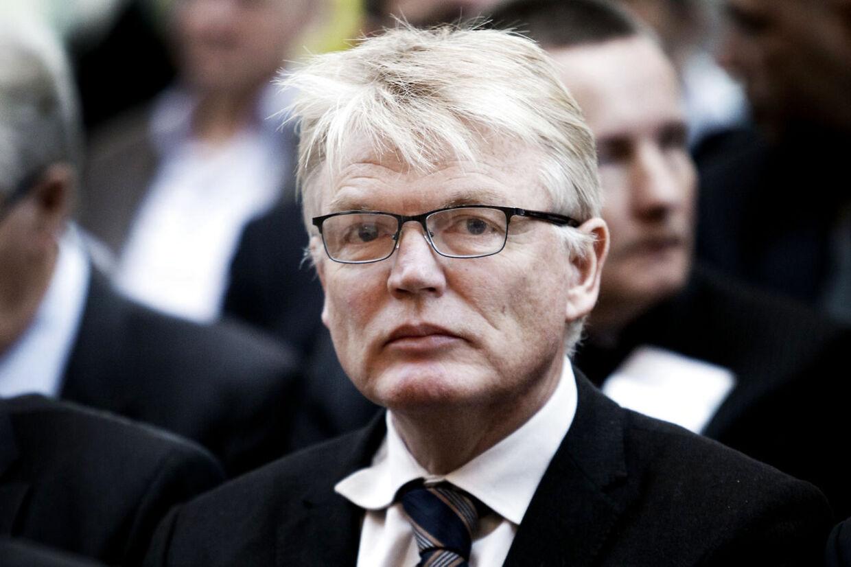 Skatteministeriets tidligere departementschef, Peter Loft.