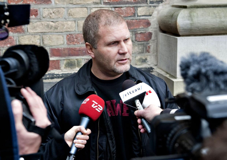 Højesteret afsiger kl. 12.00 den endelige dom i sagen om knivoverfaldet på Jørn Jønke Nielsen (bill.).