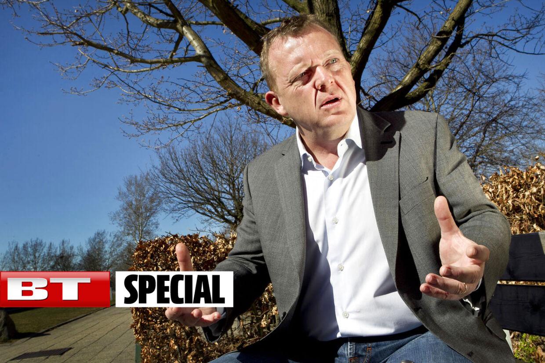 Lars Løkke Rasmussen har flere gange i interview fortalt om Venstres strategier for den kommende tid, hvordan han vil 'ud af hængekøjen'. Men i Folketinget har han kun produceret ét eneste selvstændigt forslag.
