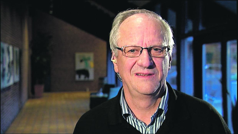 Formand i Dansk Jernbaneforbund, Ulrik Salmonsen