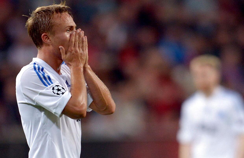 Pierre Bengtsson og FCK holdkammeraterne fik ørerne i en velsmurt tysk maskine og tabte 0-4 til Bayer Leverkusen.
