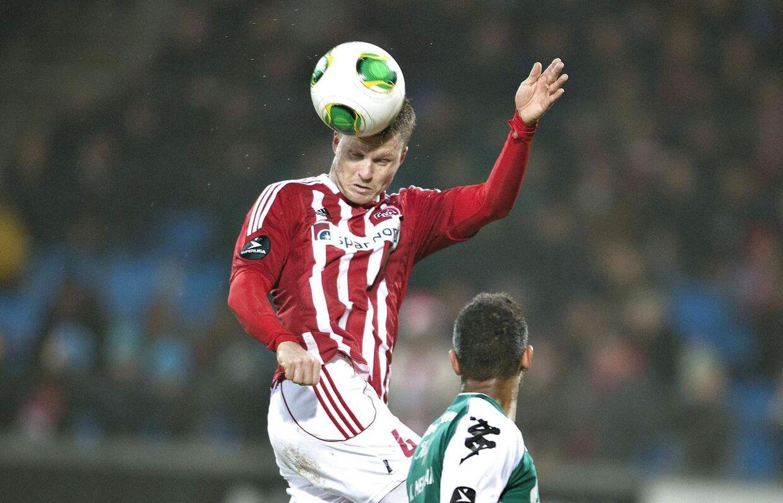 Lasse Nielsen vil væk fra AaB - senest til sommer.