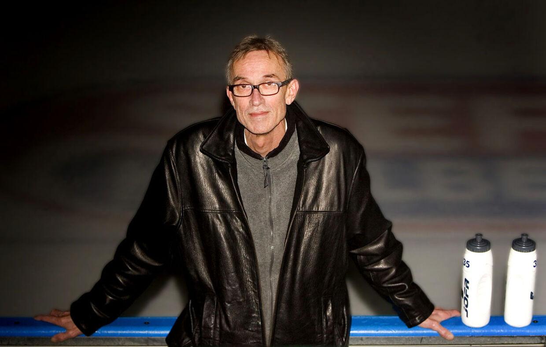 Bent Roland Hansen var manden bag fem DM-titler til Gladsaxe og blev dansk ishockeys første 100 landskamp-jubilar.