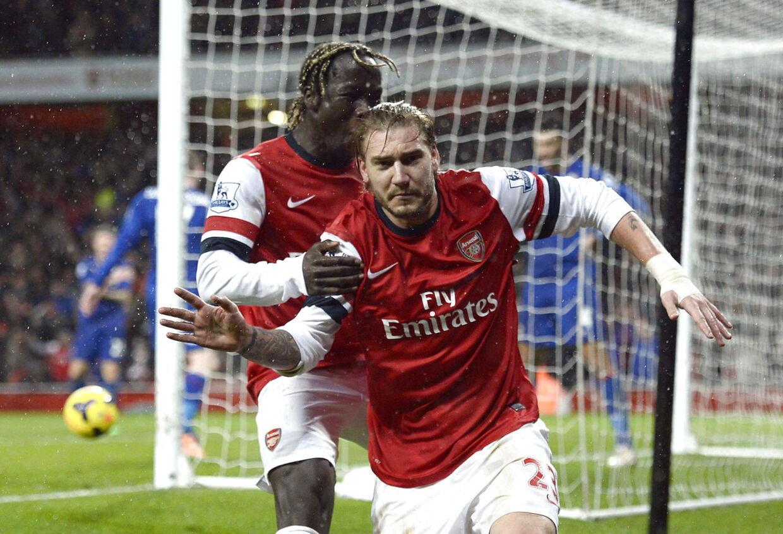 Rygtestrømmen om Nicklas Bendtners mulige afløsere i Arsenal fortsætter for fuldt drøn i England.