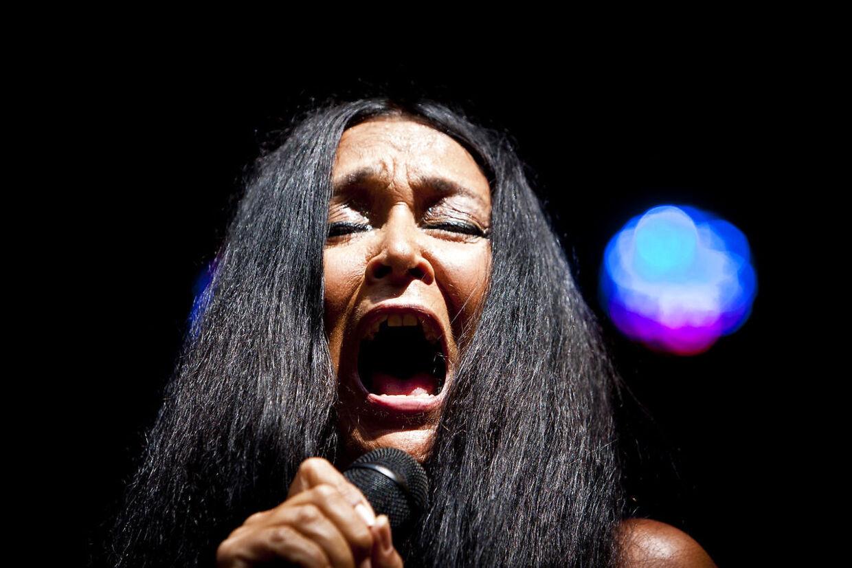 Savage Rose, Bøgescenerne, Skanderborg Festival 2011