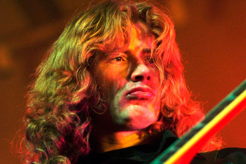 Dave Mustaine er 57 år gammel.