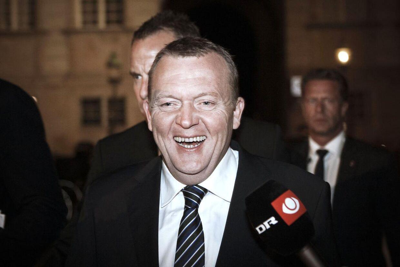Første måling efter valget giver blå blok flest danske stemme.