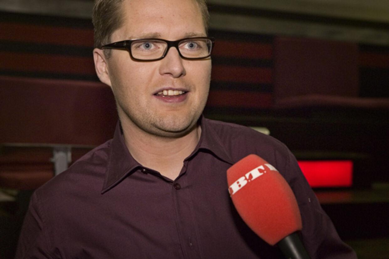 Lasse Rimmer viste sig af være den klogeste med en IQ på 156 efter 53 rigtige svar.<br>Foto: Henrik Ohsten, TV2