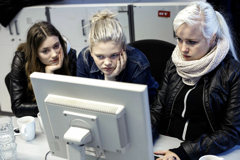 Lotus-pigerne chattede med bt.dks læsere.