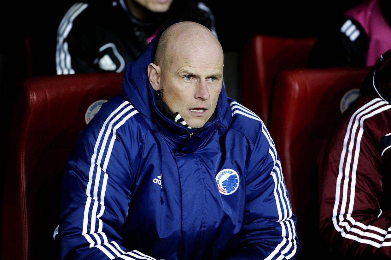 Ståle Solbakken var skuffet efter 0-4 nederlaget til Bayer Leverkusen