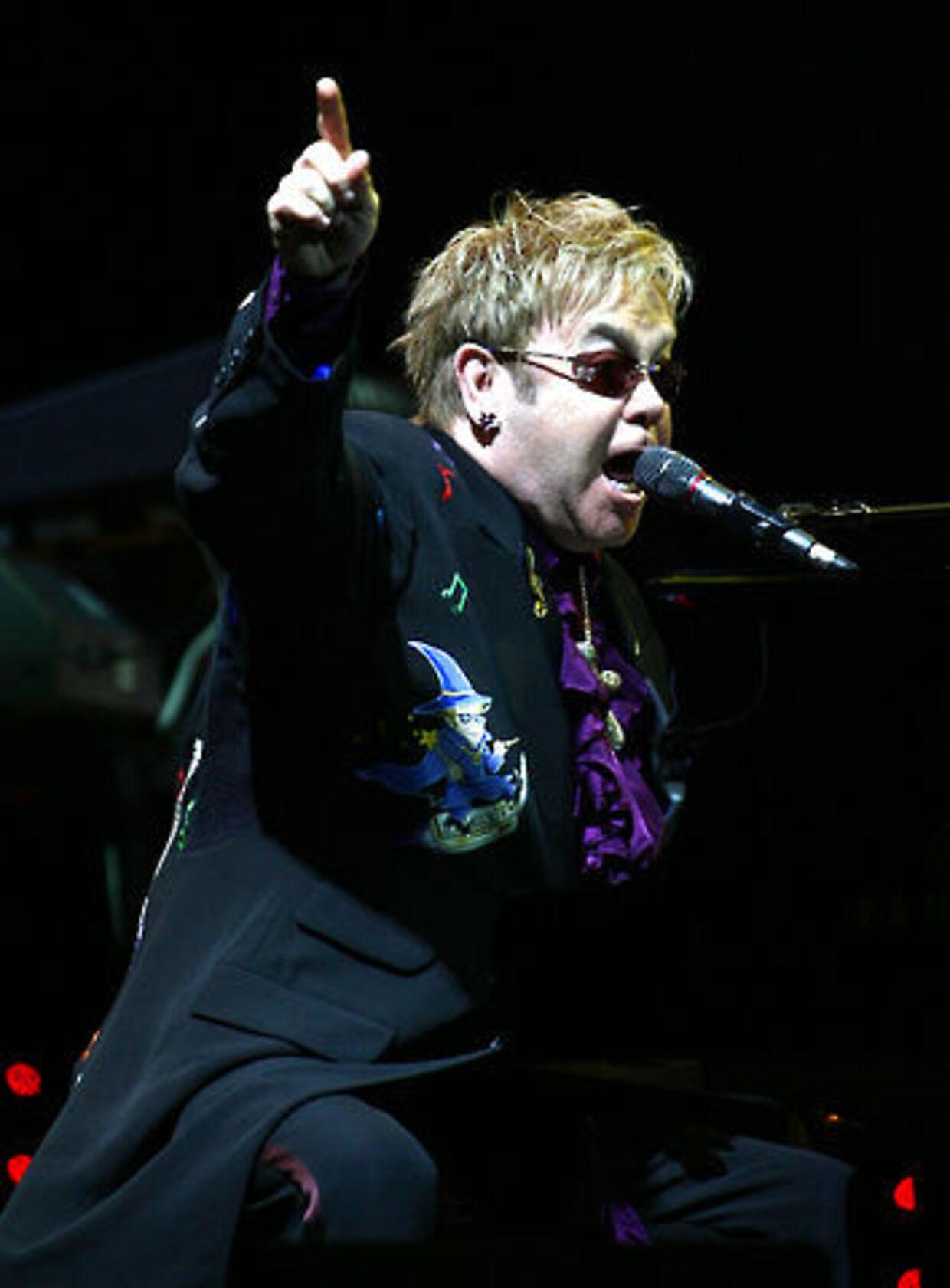 Elton Johns redning var en engelsk fodboldklub.