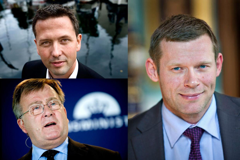 Bt.dk har spurgt cheføkonom i Danske Bank Steen Bocian og tidligere finansminister Claus Hjort Frederiksen (V) om, hvorvidt Joachim B. Olsens spare-forslag har gang på jord.