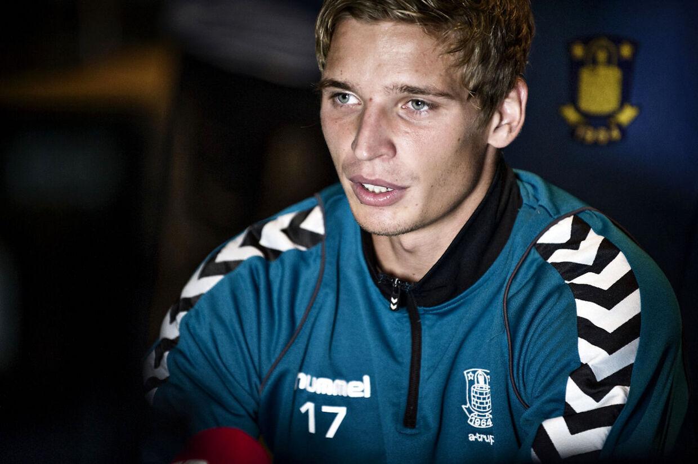 Jens Stryger Larsen er på tale i Michael Krohn-Dehlis spanske klub, Celta Vigo.