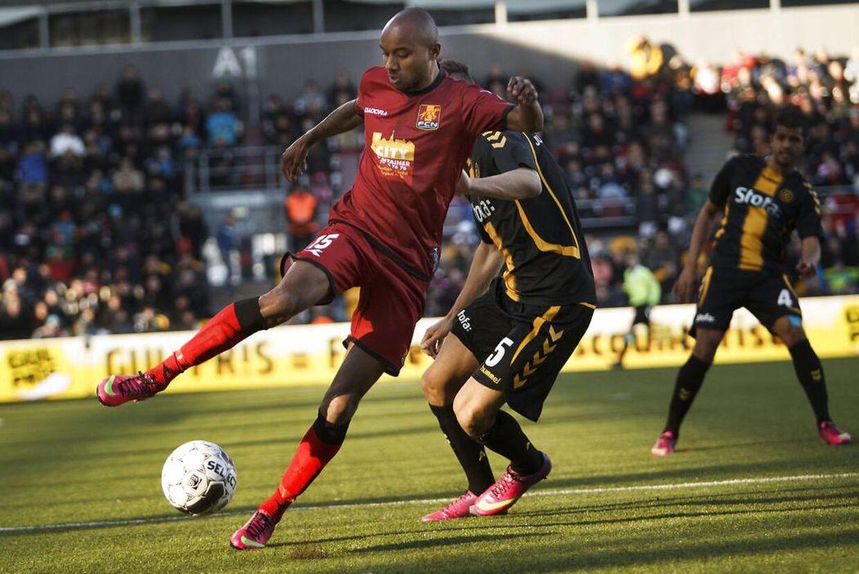 Både FC Nordsjælland og Brøndby jager nu Joshua John.