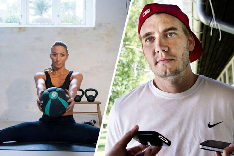 Sarchar Leone er indehaver af LeOne Styling og Fitness. Nu bliver Nicklas Bendtner beskyldt for at have forulempet hende i det københavnske natteliv.