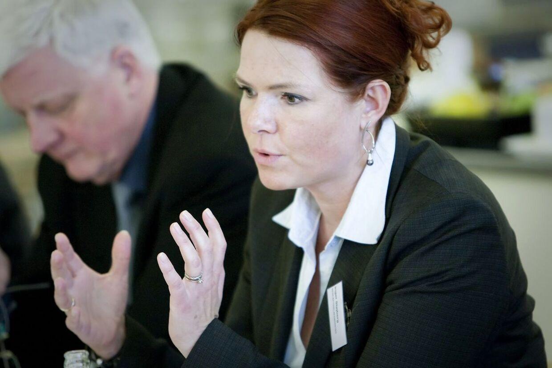 Venstres Inger Støjberg langer hårdt ud efter muslimer i Danmark.