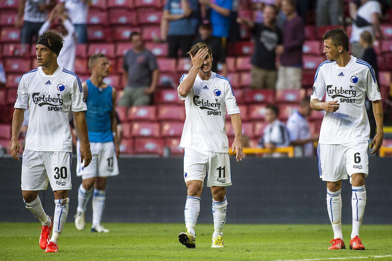 FC København har fået en forfærdelig sæsonstart med tre nederlag på stribe.