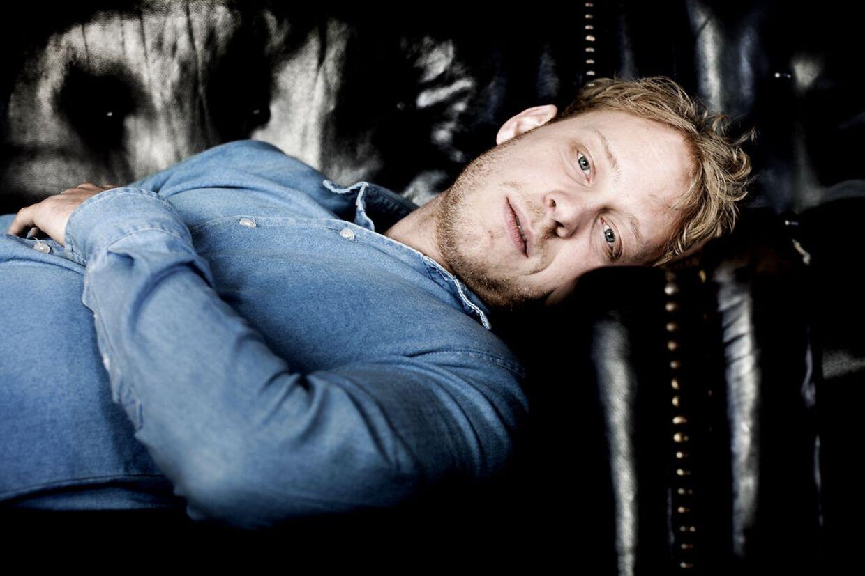 David Fjeldstrup har indspillet et album om sin barndoms religiøse hjernevask.