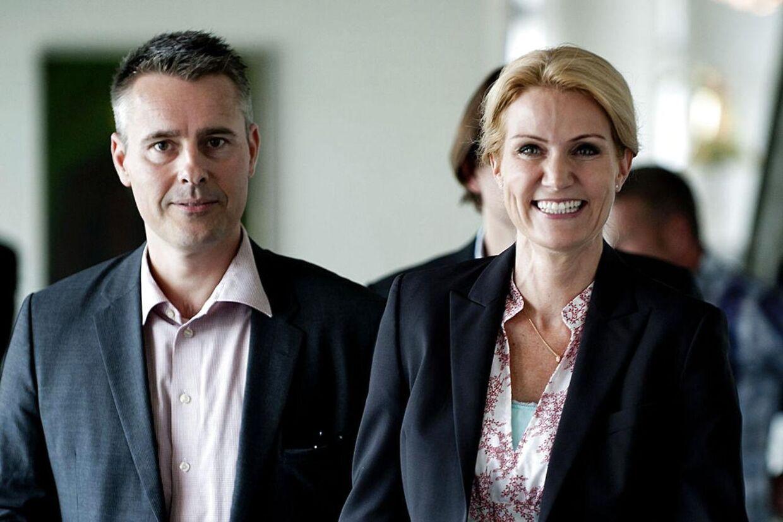 Henrik Sass Larsen har stadig en chance for at opnå en ministerpost, selvom han ikke blev sikkerhedsgodkendt af PET, da Helle Thorning-Schmidt skulle danne regering.