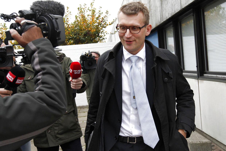 Arkiv Peter Loft.. Skattedirektør Lisbeth Rasmussen sætter nu navn på og hævder, at Troels Lund ville påvirke skatteafgørelse. (Foto: Mads Nissen/Scanpix 2012)