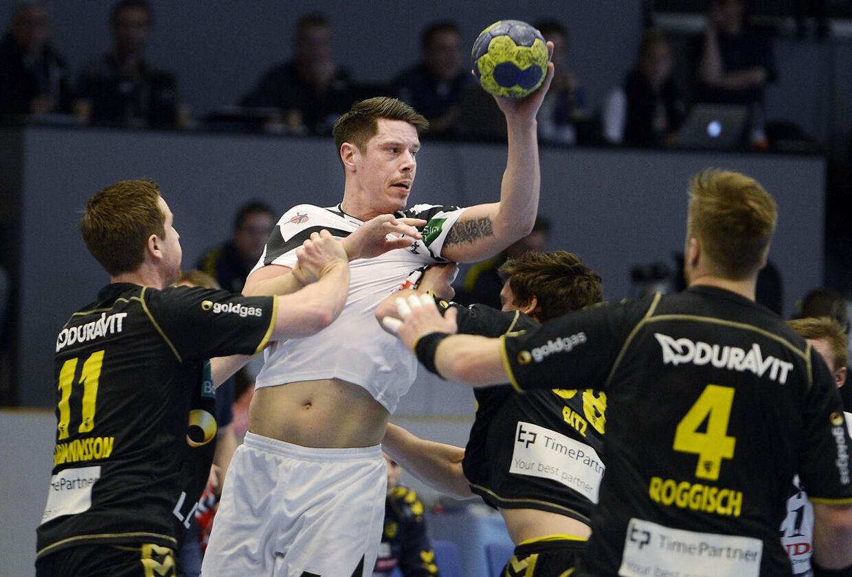 Kim Andersson scorede fem gange, da KIF Kolding tabte EHF Cup-kampen mod Tatran Presov 22-29.
