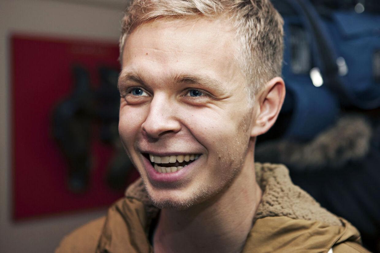 Kevin Magnussen fik det nummer, som han gerne vil have til næste års Formel 1.