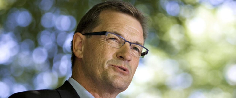 Bendt Bendtsen får bøden efter, at han i 2007 som vicestatsminister lod en ministerchauffør uden jagttegn hente en jagtriffel på Fyn.