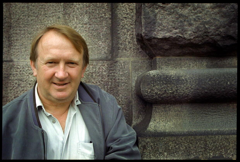 Christen Sørensen, økonomiprofessor ved Odense Universitet, tidligere økonomisk overvismand og nu formand for Arbejderbevægelsens Erhvervsråd.