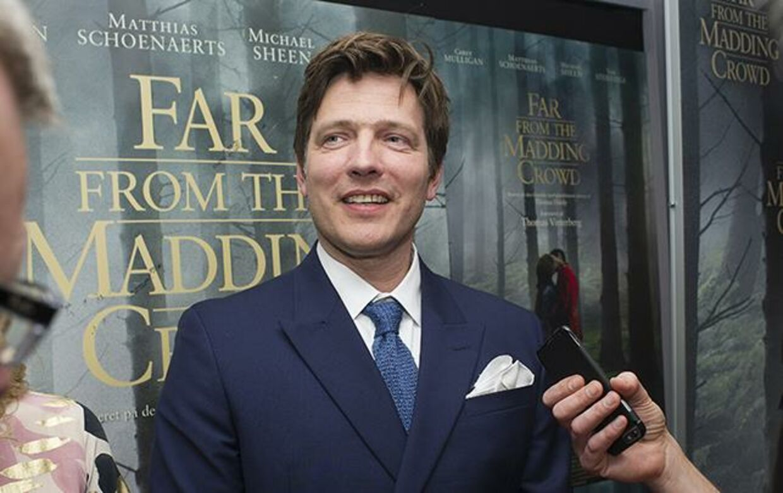 Thomas Vinterberg skal instruere en spillefilm om ubådsulykken Kursk. Foto: Peter Hauerbach