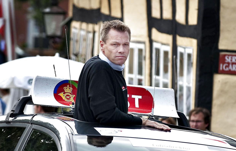 Jesper Worre stopper som direktør i Danmarks Cykle Union for at fokusere 100 procent på Post Danmark Rundt.