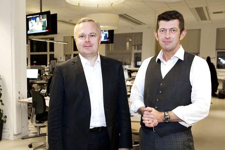 Peter Brüchmann forlader B.T., og Olav Skaaning Andersen overtager rollen som ansvarshavende chefredaktør.