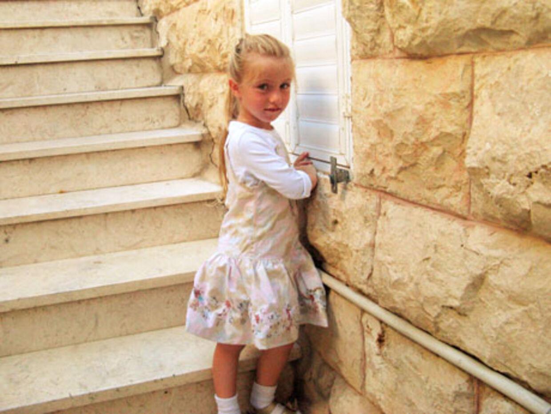 8-årige Miriam Monsonego blev jagtet og dræbt af et skud gennem hovedet på den jødiske skole.
