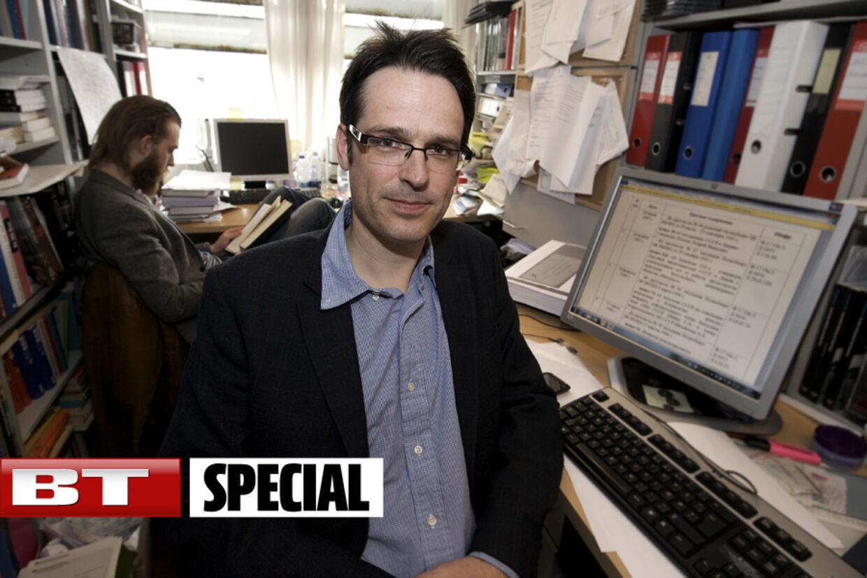 'Der er ingen tvivl om, at det er den værste spionsag i Danmark', siger lektor og ph.d. Thomas Wegener Friis.