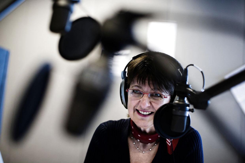 Hun blev egentlig fjernet fra 'Giro 413' i 2011, men da det populære radioprogram blev flyttet fra P4 til P5 i november, vendte radioværten Margaret Lindhardt tilbage til programmet.