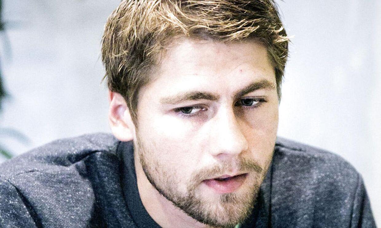 Fredrik Semb Berge glæder sig til igen at spille for Odd.