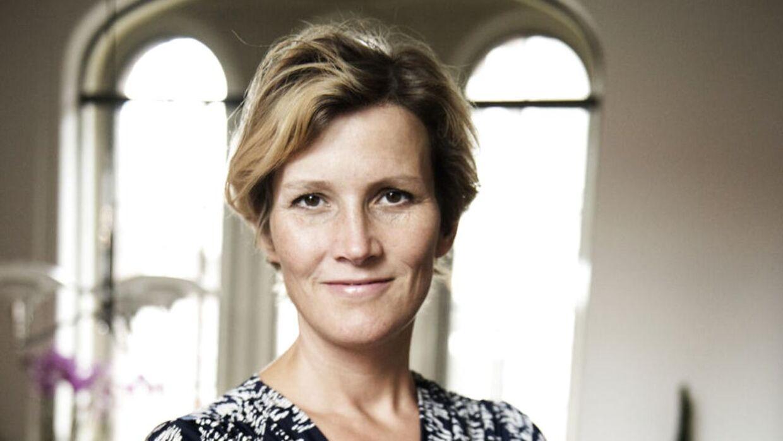 Benedikte Kiær, borgmester i Helsingør, er gravid - og det er, ifølge chefredaktør Klaus Dalgas, samtale-emne i byen.